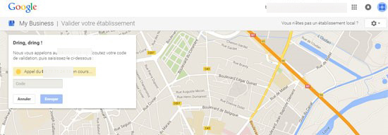 Votre concession automobile sur Google Maps